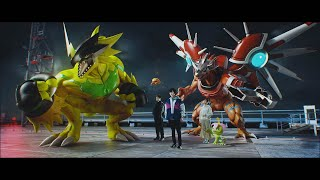 【EP4:BE STRONG WITH YOU】 DIGIMON PROJECT 2021/デジモンプロジェクト2021