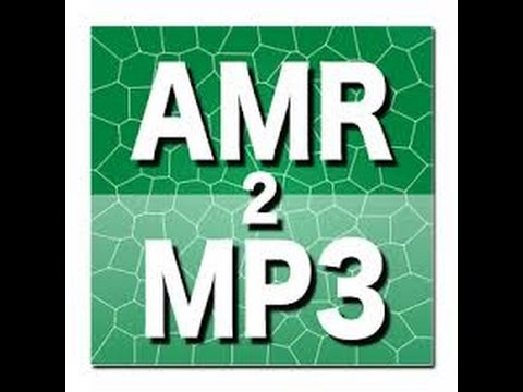 how to convert amr to mp3