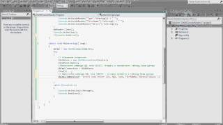OleDB + MS Access, присоедененный режим часть 2