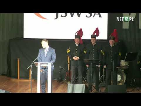 Prezydent Andrzej Duda na karczmie piwnej JSW