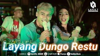 Download lagu Syahiba Saufa ft. James AP - Layang Dungo Restu (LDR) Akustik Koplo (Official Music Video)