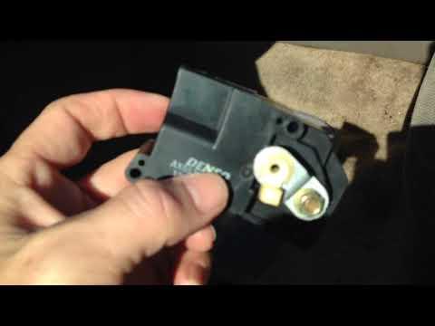 Honda AC / Heat vents not working - Flap Actuator Replacement Fix