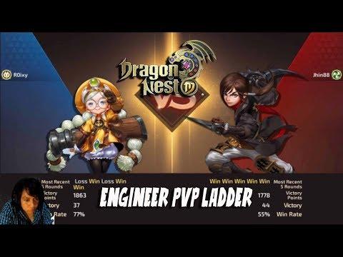 Indahnya BEBEK ini !!! Dragon Nest M - Lv 31 Engineer PvP Ladder