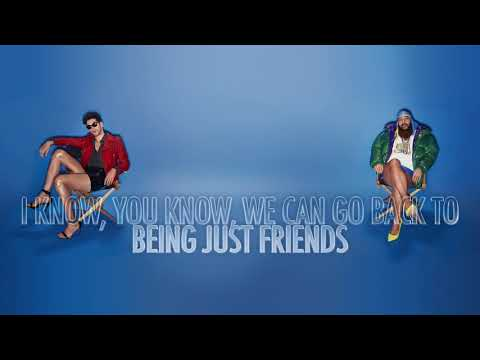 Chromeo - Just Friends (feat. Amber Mark) [Official Lyric Video]