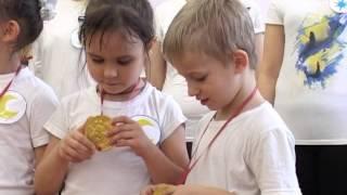 В детском саде №40 «Звездочка» прошли спортивные соревнования для детей и родителей.