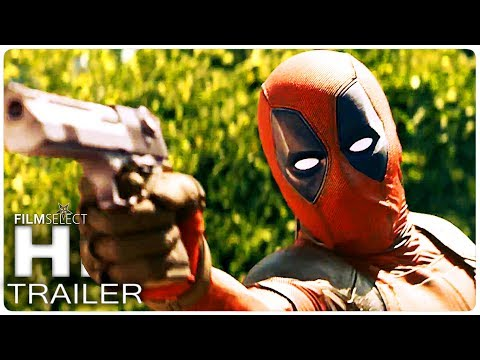 Download Youtube: DEADPOOL 2 Teaser Trailer (2018)