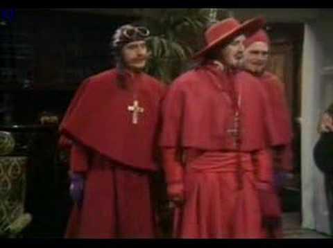 La Inquisición Española de Monty Python