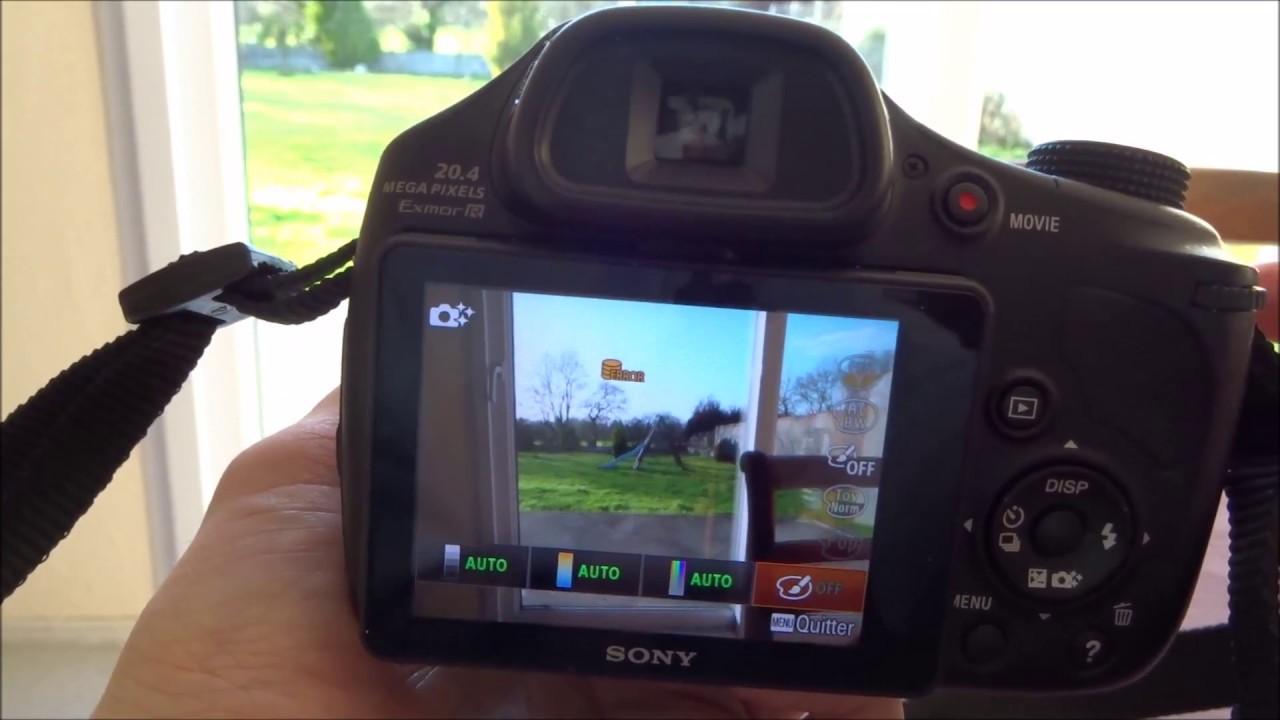 appareil photo num rique bridge 20 4 mpix zoom optique 50x. Black Bedroom Furniture Sets. Home Design Ideas