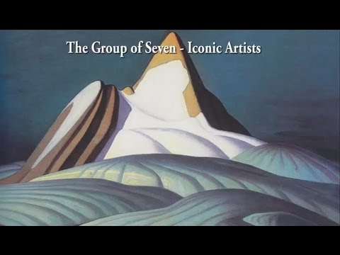 The Group of Seven -- Iconic Artists
