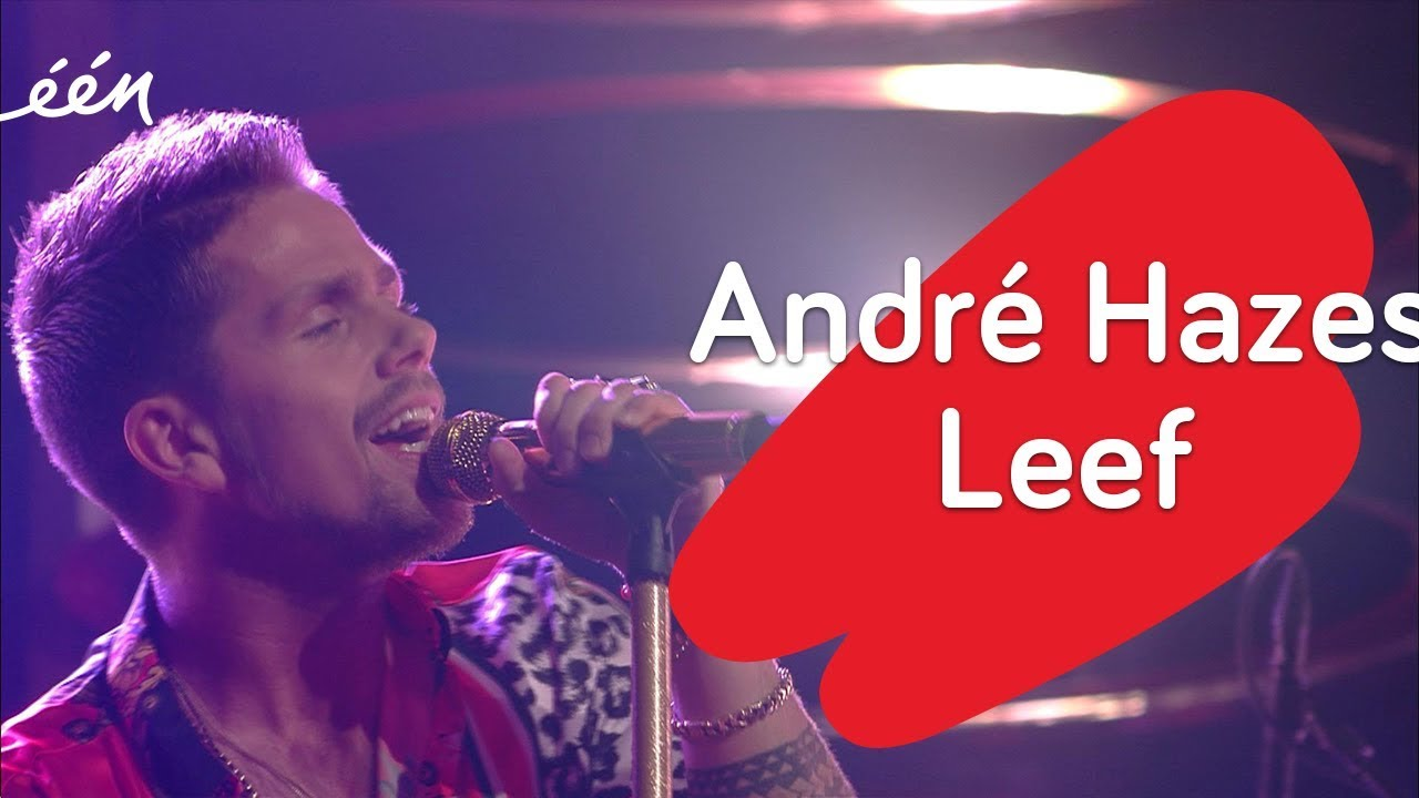 Download André Hazes: Leef