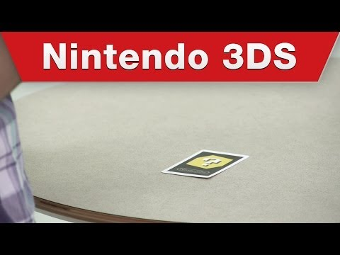Nintendo 3DS - New Owner's Guide: AR Games