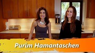 PURIM HAMANTASHEN - CHEF MELISSA MAYO