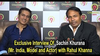 Sachin Khurana | Ye Un Dino Ki Baat Hai | Chachaji | Mr. India | Interview with Rahul Khanna
