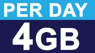 4GB Per Day For 90 Days | 360GB in ₹444 | BSNL Latest OFFER | JIO Effect