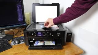 Epson L850 Eco Tank : Hands-on Preview