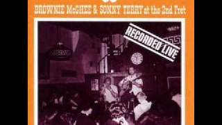 06 Custard Pie Blues - Brownie McGhee & Sonny Terry (At the 2nd Fret)