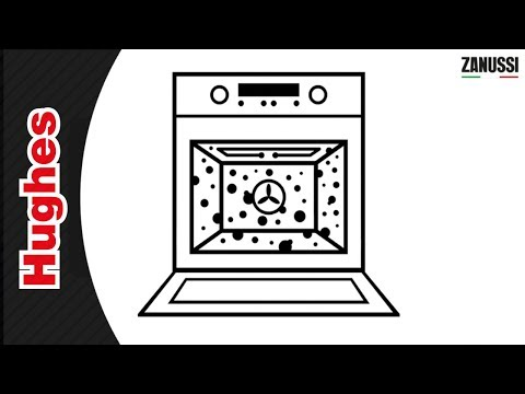Zanussi's Easy Tips - Self Cleaning Oven