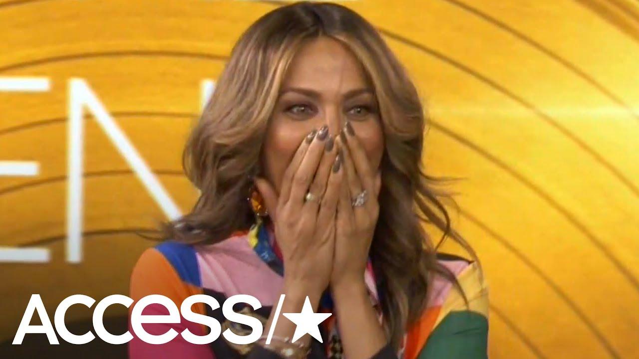 Download Boris Kodjoe Crashes Wife Nicole Ari Parker's Interview With Sweet Birthday Surprise