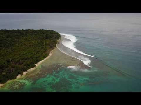 Bay of Plenty, Banyak Islands