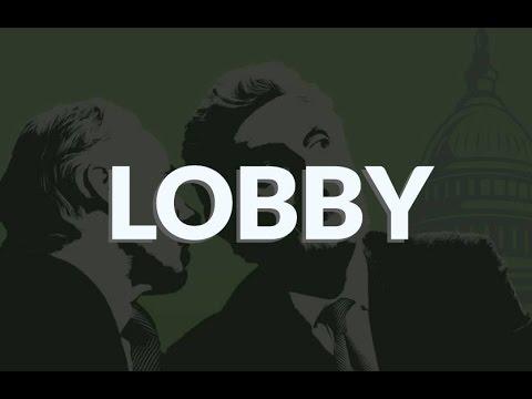 O que é lobby?