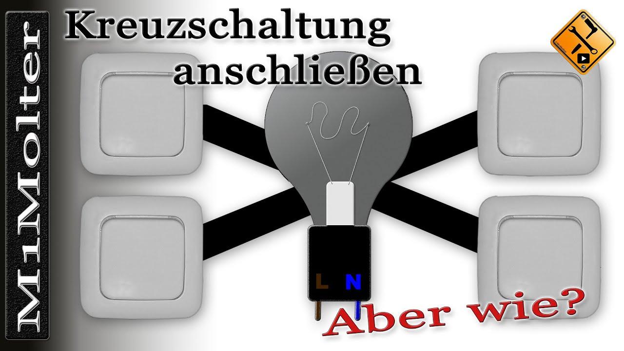 Großzügig Einpoliger Schalter Für Vier Schalter Bilder - Der ...