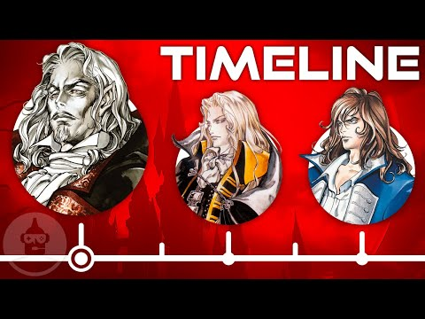 The Complete Castlevania Timeline!   The Leaderboard