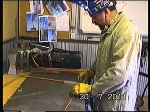 Copper Pyramid System-Copper TIG  Welding .mpg