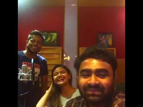 Imran Mahmudul Live Bolo Sathiya Launching With Milon & Bristy   Studio Full Video  Rana Mahmud