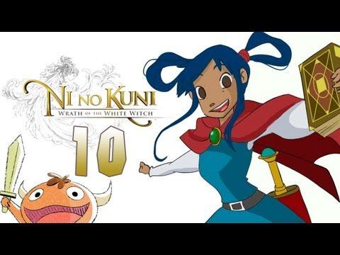 Ni No Kuni #10 A la moda de la playa!!