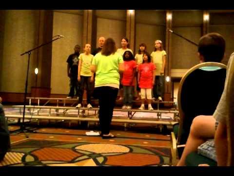 3-6 Chorus Performance (North Pointe Church of Christ, LTC 2011)