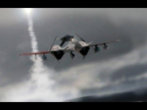 Ace Combat Zero: All Cutscenes Full Story + Squadron Fights ( PS2/FullScreen/720p )