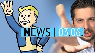 Countdown auf Fallout 4 - Dark Souls 3 auf der E3 - News
