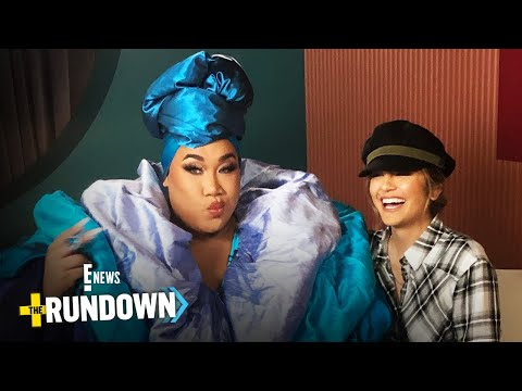 Patrick Starrr Defends Celebrity Makeup Faux Pas | The Rundown | E! News thumbnail