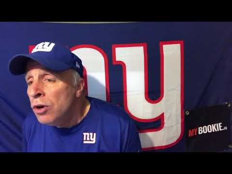 MYBookie.ag Presents The NY Giants Pre-Game Locker Room with Vic DiBitetto: A New Beginning
