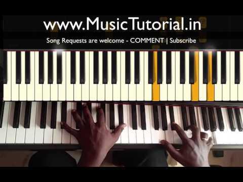 Indian National Anthem | Piano Accompaniment | Karaoke | Instrumental |