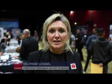 Fin de l'édition Salon-de-Provence 2019 du salon de l'emploi Synergie.aero !
