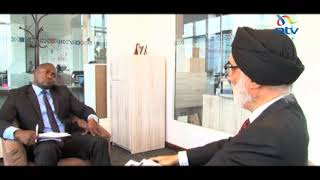 Jaswant Rai, the chairman of Rai Group and West Kenya Sugar compani...