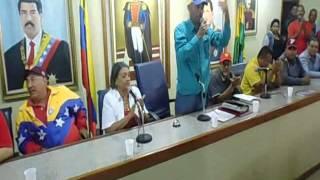 Reeleccion Presidente Concejo Municipal Municipio Anaco 10 12