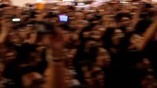 2009香港動漫節會場的表演.