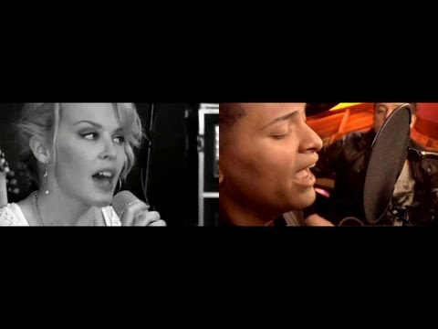 Kylie Minogue, Lil Eddie - All I See (LaLCS, by DcsabaS, 2008)