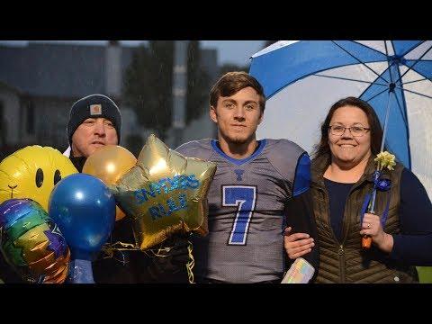 Triton H.S. Fall Senior Night 💙💛 10-12-2018