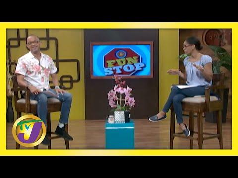 Neville Bell vs Simon Clarke-Cooper Old School Challenge | TVJ Smile Jamaica