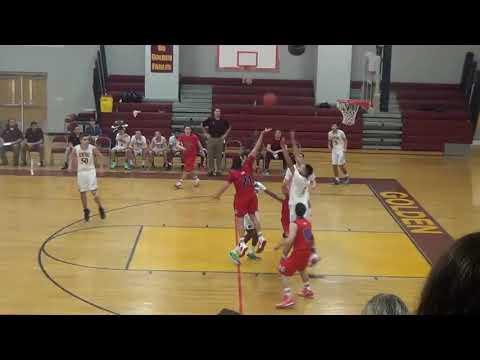 Wall Boys Basketball (44) At Central Regional (61), 1/23/15