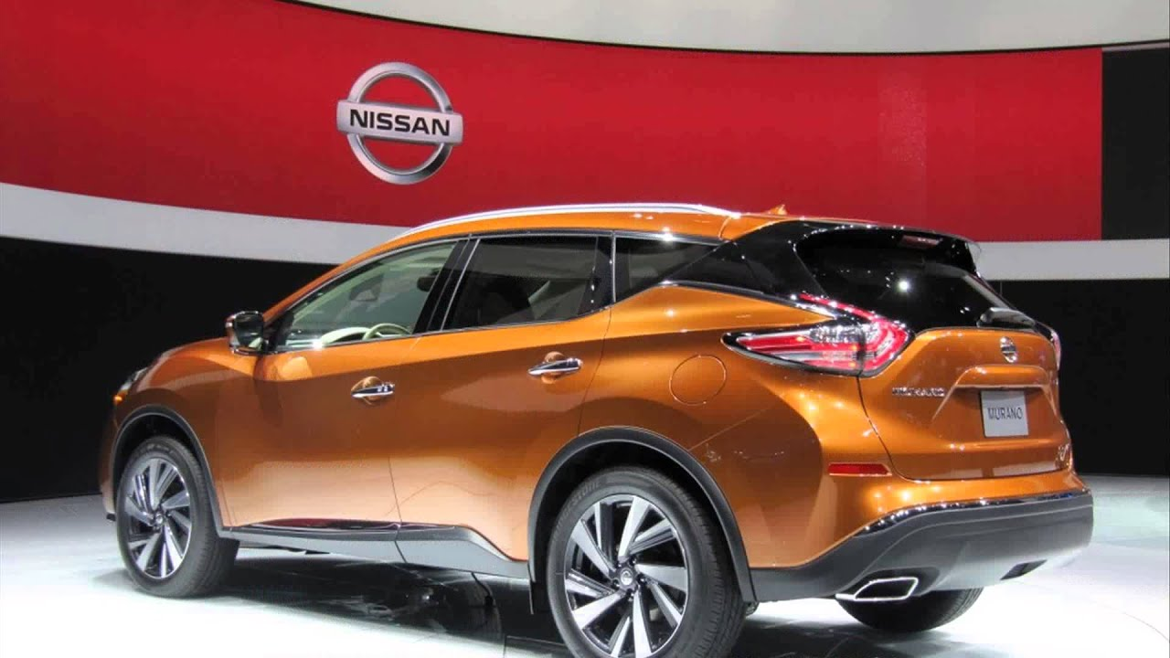 2015 nissan murano crosscabriolet youtube. Black Bedroom Furniture Sets. Home Design Ideas