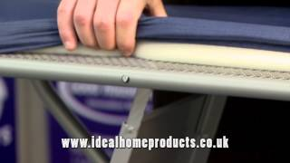 Ilad Ironing Board And Stepladder