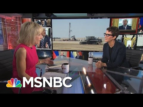 Maddow: Why Russia's Economy Can Help Explain Putin Election Interference | Andrea Mitchell | MSNBC