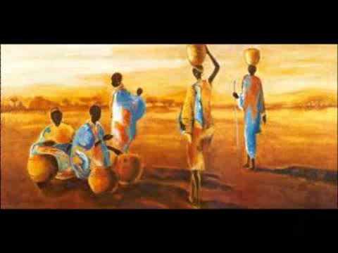 "African Art - (Mama Djombo - ""Dissan Na M'Bera"")"