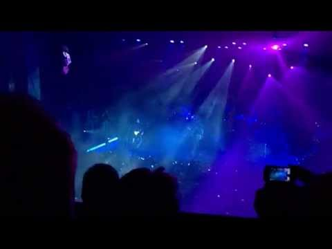 Gary Numan. Concert opener. Hammersmith 2014