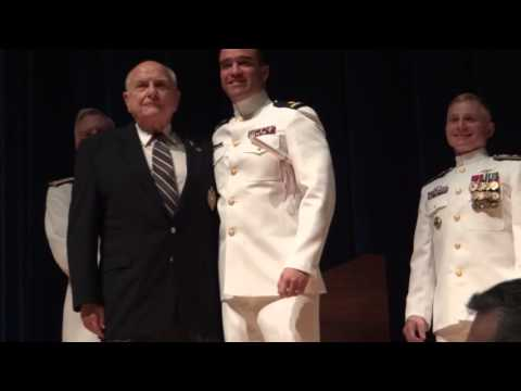 Part 1 US Coast Guard Officer Candidate School 2016
