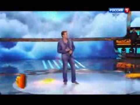 """СЕРГЕЙ ЛЮБАВИН-СТЮАРДЕССА ПО ИМЕНИ ЖАННА (ЖИВОЙ ЗВУК КАНАЛ """"РОССИЯ 1"""" )"""